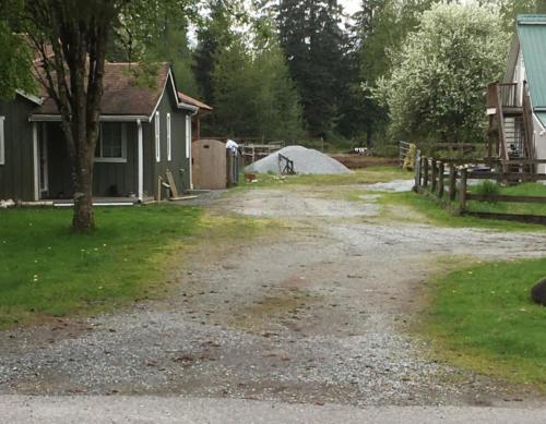 driveway rebuild